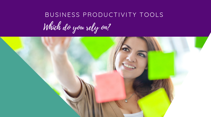 Business Productivity Tools – which are you using?